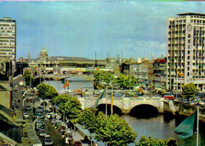 O'Connell Bridge c1970   MajorCalloway   Flickr