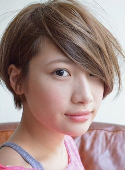 長澤まさみ風☆ショートスタイル/ヘアスタイル・髪型