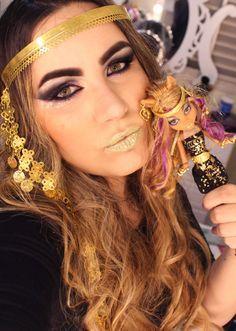 maquiagem fantasia deusa grega - Pesquisa Google