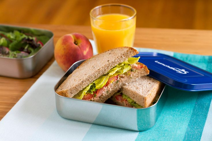 A stylish stainless steel sandwich container, perfect for all who pack lunch for life on the go. Plastic-free, eco-friendly, and durable enough to last a lifetime. $16.99