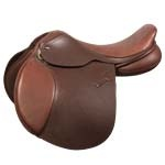 Santa Cruz close contact saddle for the Little Miss Hunt Seater