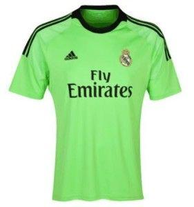 Jual Jersey Kiper Real Madrid Warna Hijau Muda