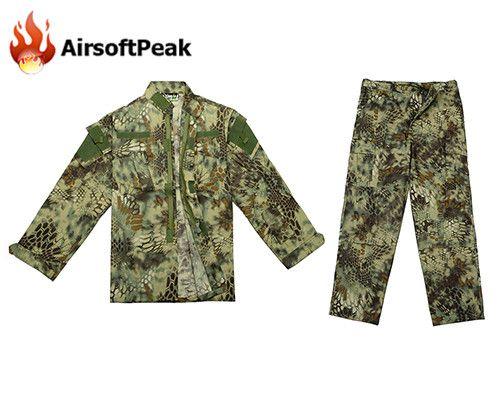 Мужская камуфляж рубашка куртка с брюки-карго брюки военного BDU тактические равномерным боевая военная игра пейнтбол Airsoft гилли костюме