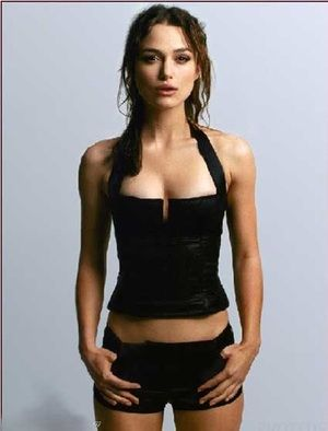 Keira Knightley Should Have Wo... is listed (or ranked) 3 on the list The 30 Hottest Keira Knightley Photos