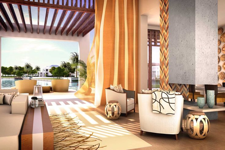 The Ritz-Carlton, Tamuda Bay Interior Designers   Wimberly Interiors