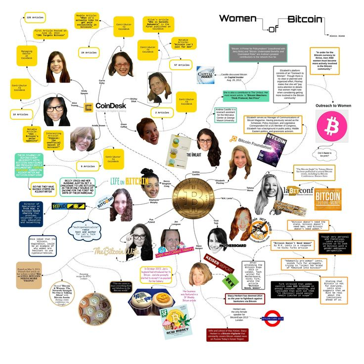 From cookie recipes to papers addressing the legislative branch and informing them on Bitcoin, the women of the bitcoin network are diversified and powerful though small in number.