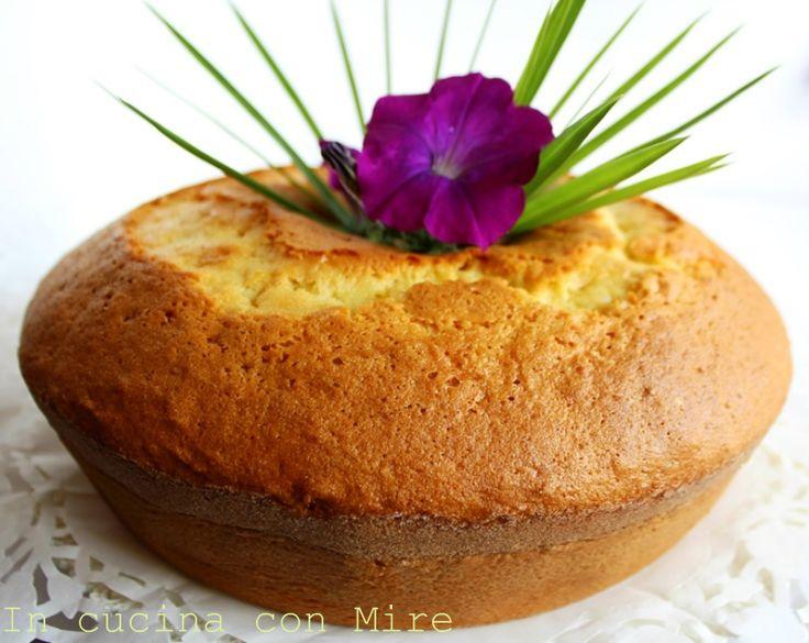 #gialloblogs #ricetta #incucinaconmire Ciambella morbida al latte | In cucina con Mire