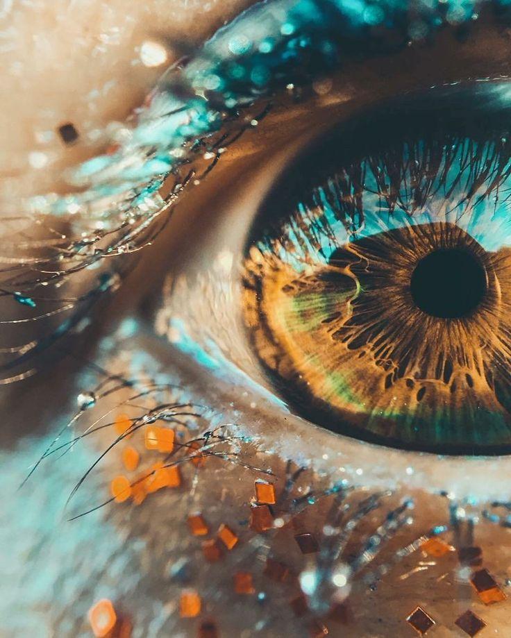 Картинки глаз сказочные