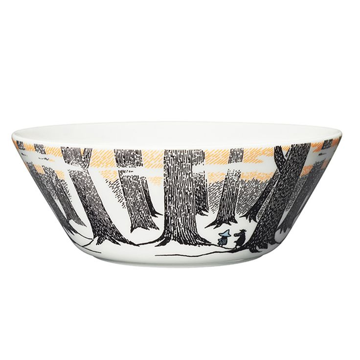 Moomin bowl 15 cm, True to Its Origins