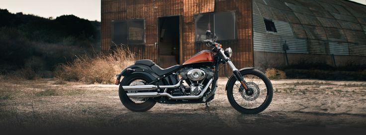 FXS Softail Blackline | Custom | Harley-Davidson Italia