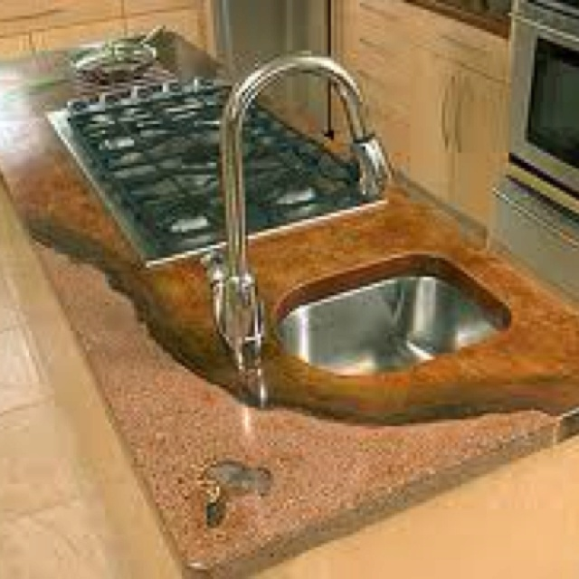 Inexpensive Kitchen Countertop Materials   Nothing Else Makes A Kitchen  Look Lovelier Than Needing Granite Counters.