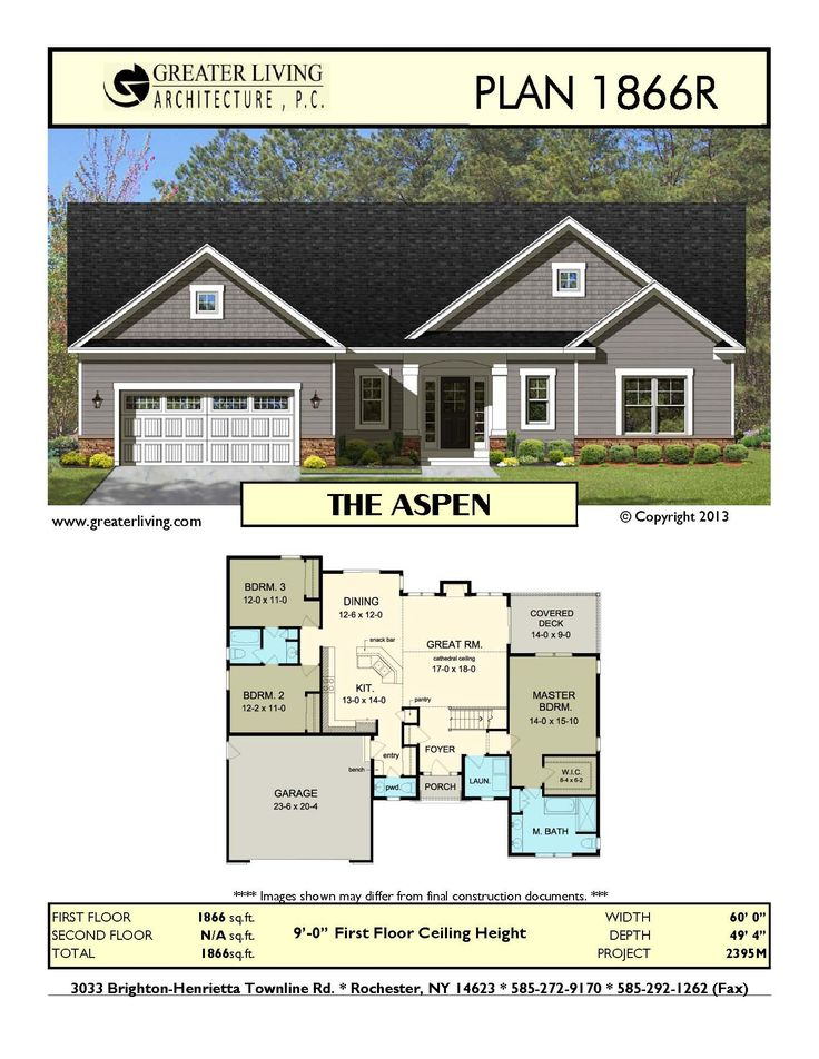 Empty nester dream home plans for Empty nester home plans designs