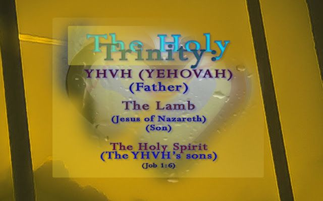 Talking about Jesus Christ.:  This is the true Almighty  YHVH (YEHOVAH),and et...