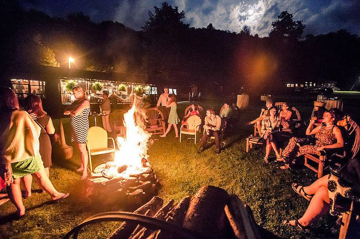 """Follow the """"invite every out-of-town guest"""" rule, but host a casual, backyard barbecue instead of a fancy dinner. Afternoon or evening, catered, home-cooked, or even potluck, a budget-minded outdoor bash will give everyone a chance to relax before the big day."""