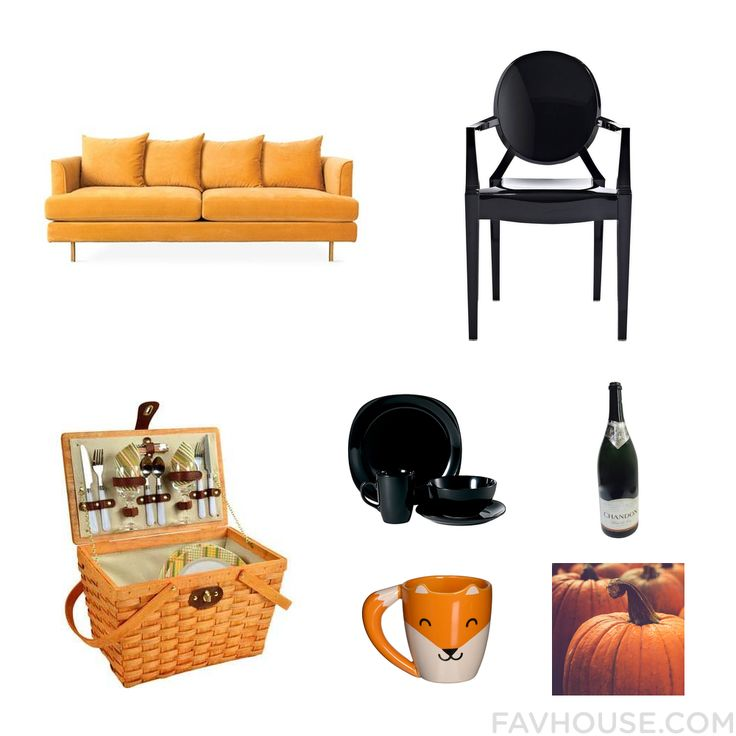 Decorating Recipe With Gus Modern Sofa Contemporary Chair Picnic At Ascot Food Storage Container And Black Dinner Plate From October 2016 #home #decor
