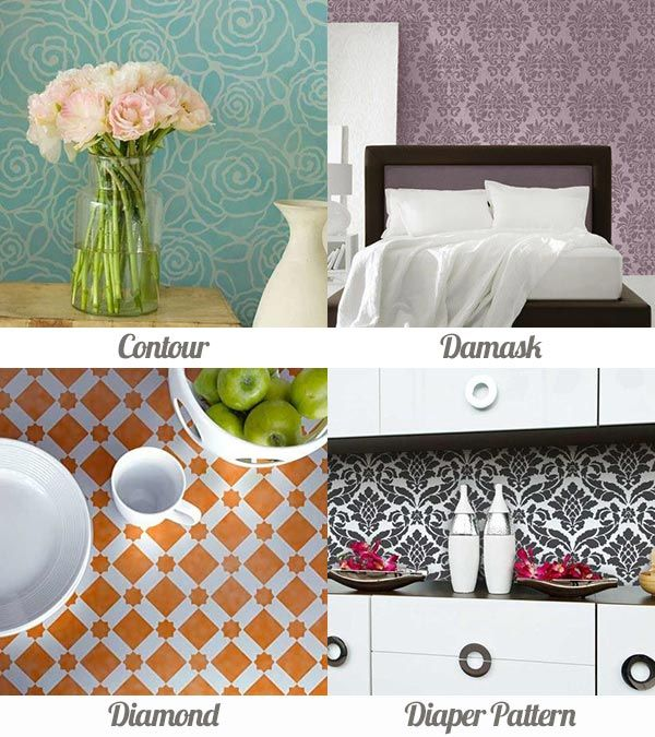 Pattern Glossary Of Essential, Classic Designs Used In Interior Decor. Via  Paint + Pattern