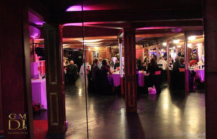 Pink wedding lighting by G&M DJs | Magnifique Weddings #gmdjs #magnifiqueweddings #glengariffhistoricestate #glengariff #glengariffwedding @gmdjs
