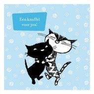 Ansichtkaart-Pim-&-Pom-Een-knuffel-voor-jou!