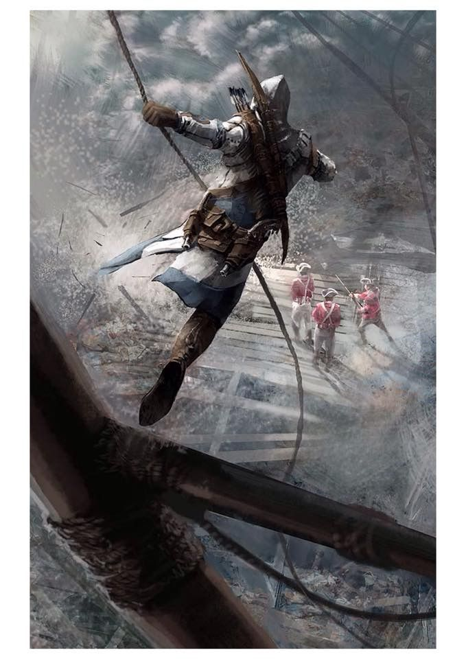 17 best assassins creed images on pinterest assassins creed assassins creed manga drawing venom xbox minions concept art video games female assassin enabling malvernweather Image collections