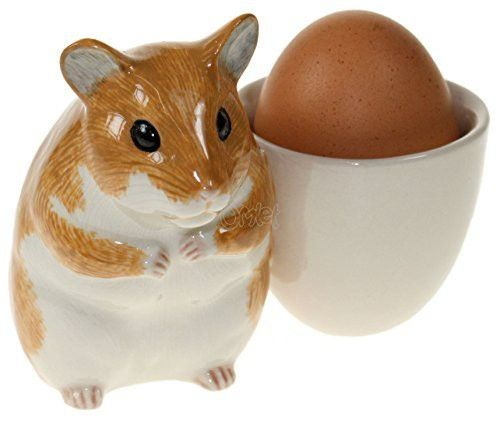 Egg Cup - Hamster by Quail