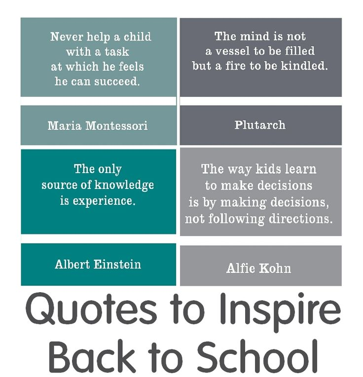 NEW Blog post Back to School Quotes Vicki Hoefle Blog
