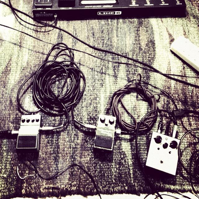 Mugshot pedal mayhem