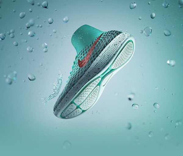 Nike LunarEpic Flyknit Shield on Behance