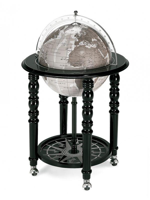 Globe Bar Black | The Barglobes