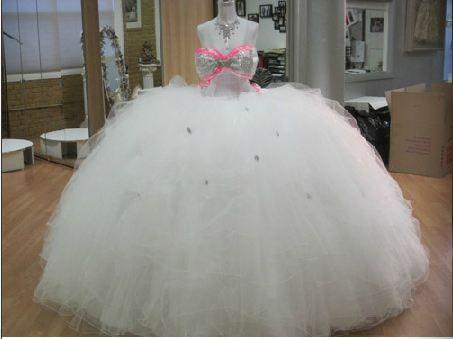 63 best MY BIG FAT GYPSY WEDDING DRESSES images on Pinterest