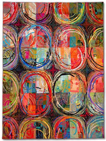 Sue Benner: Artist - Cellular Structure Gallery
