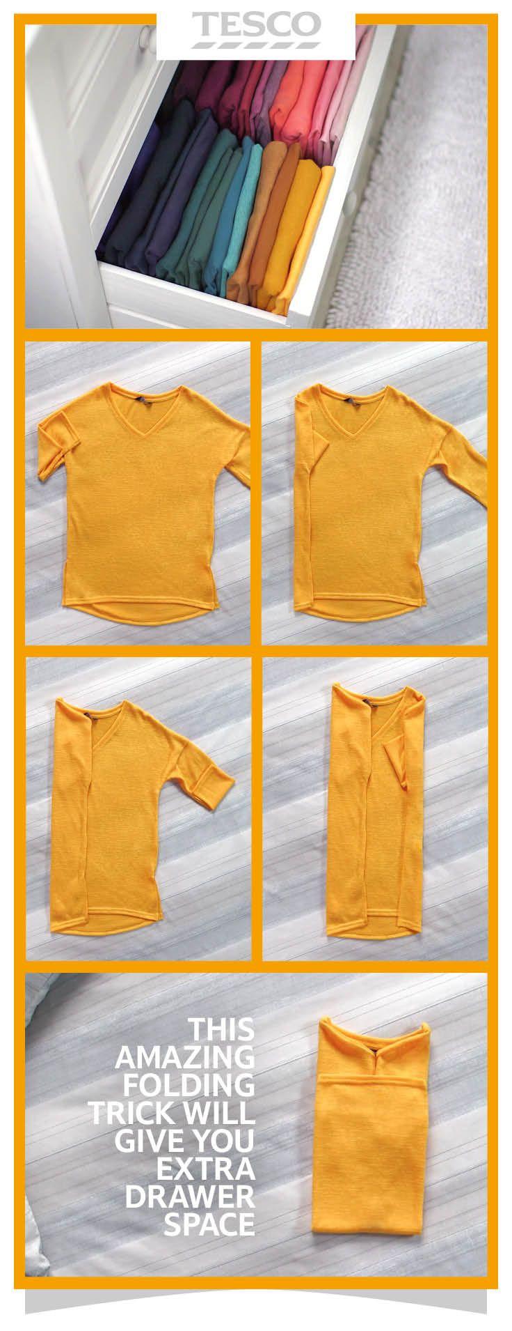best dobrar camisetas images on pinterest fold shirts fold