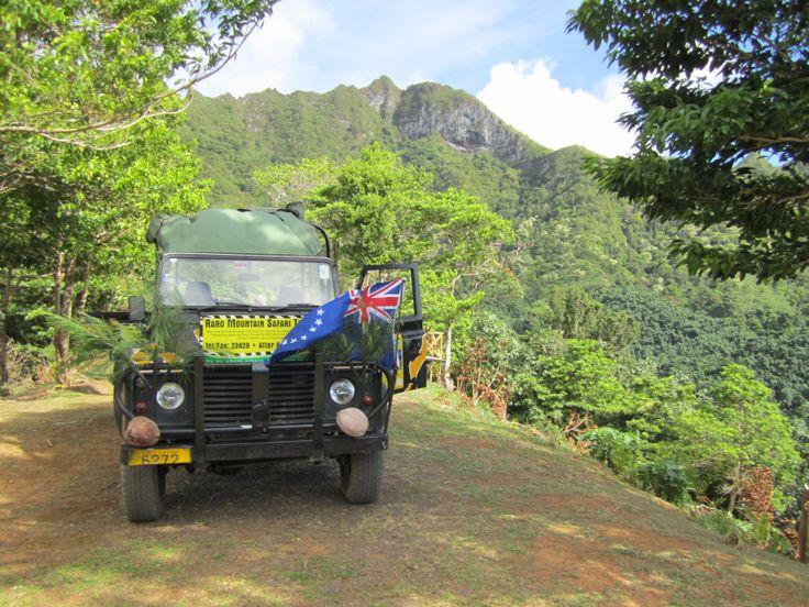 Raro Safari Tour  #CookIslands #Rarotonga #Vacation