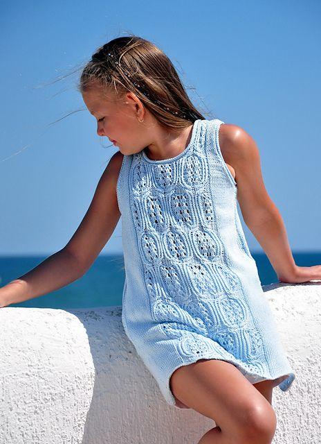 Ravelry: knitforsweet Mavi Deniz Plajı