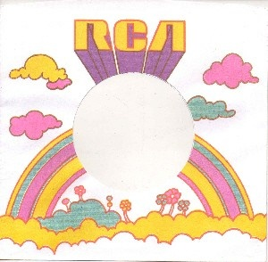 RCA record sleeves
