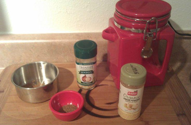 Copy Cat Recipe – Lipton's Onion Soup Mix | Budget Savvy Diva