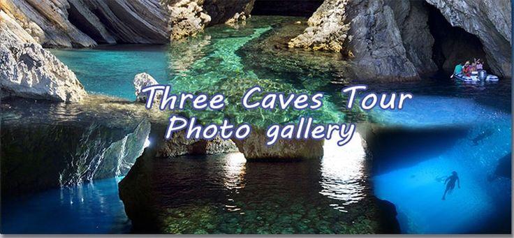 Ilirio's Three Caves Tour: Blue cave Croatia tour from Split