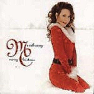 Merry Christmas by Mariah Carey (CD, Sep-2001, Columbia (USA)) : Mariah Carey (C