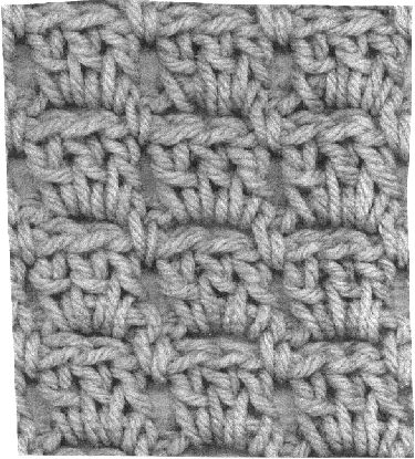 Simple Three Crochet Pattern Crochet Stitches ...