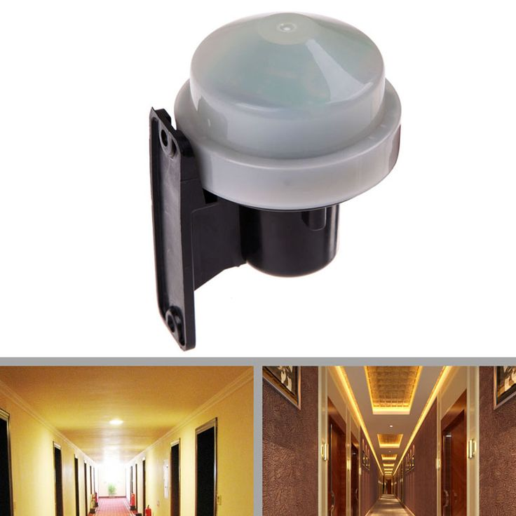 230-240 V 1.2 W Luar cahaya Photocell Beralih Lightswitch Senja hingga Fajar Sensor Auto Sensor Lampu Daylight