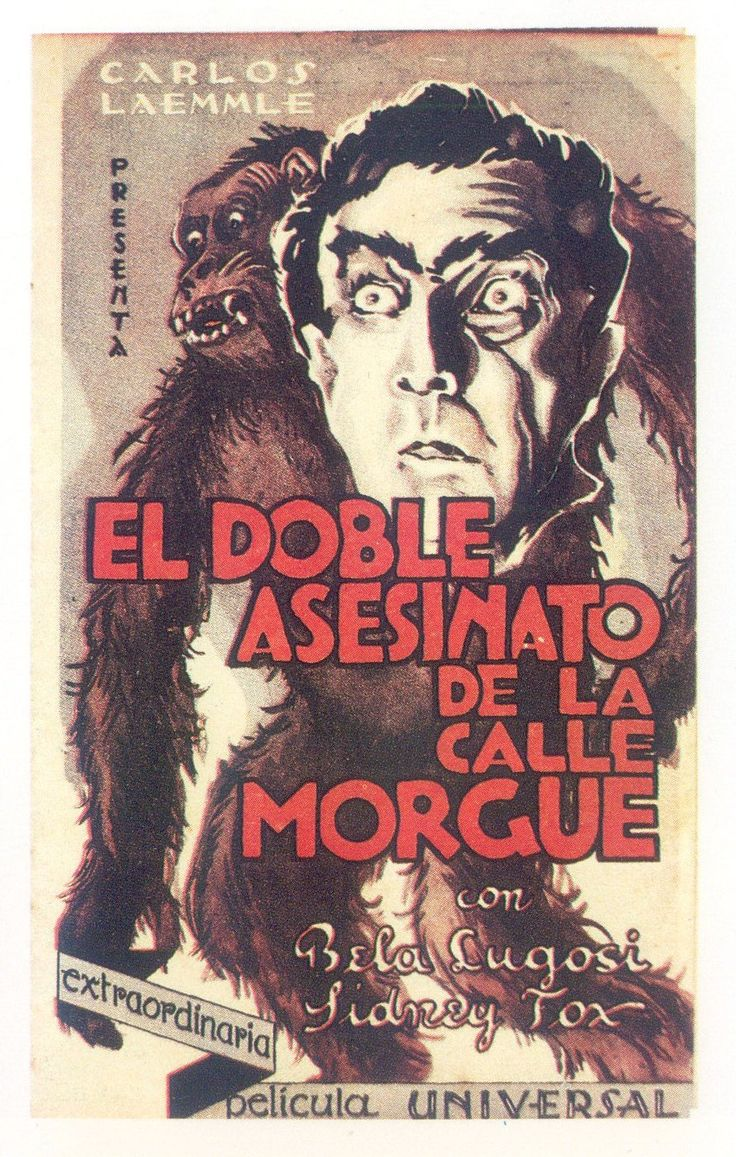 murders in the rue morgue essay