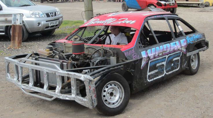 Sierra 2lt Saloon Stock car