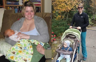 Momma on Fire Fitness and Weight Loss blog - her journey losing