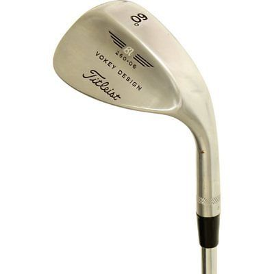 Titleist Golf Clubs Vokey Tour Chrome 54 Sand Wedge Steel Value 1.00 inch