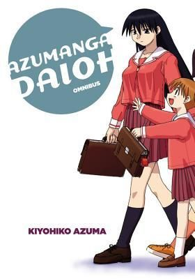 4. Azumanga Daioh omnibus edition. This is the complete book series. A$31.39
