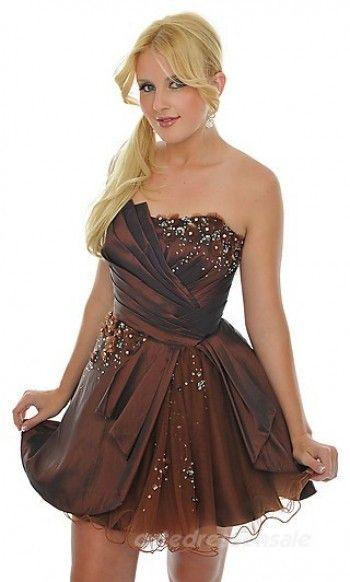 Ugly short prom dresses