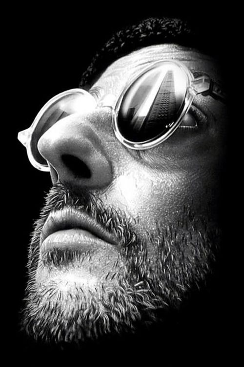 "Jean Reno  What an artist - Have sou seen ""The Profi""?"