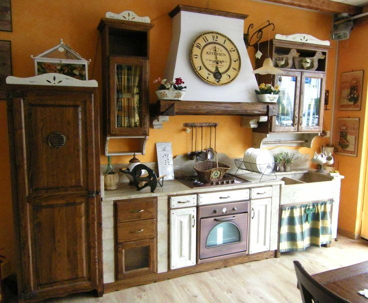 Cucina rustica google search ideas for kitchen pinterest search cucina and ikea - Ikea cucine in muratura ...