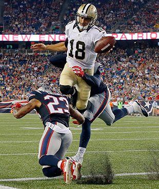 Practice squad roundup: Patriots add Bishop Sankey - NFL.com