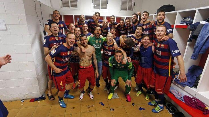 The team #FCBarcelona #Football #FCB #FansFCB #CampionsFCB #FCBWorld