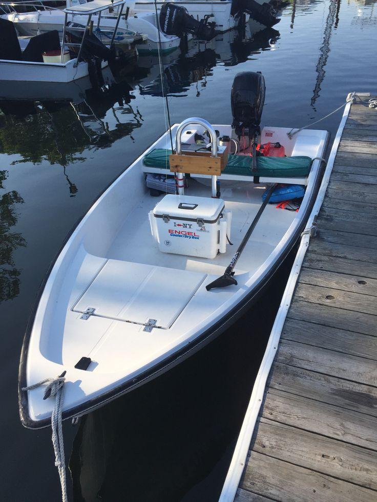Hobie Power Skiff for sale | Microskiff - Dedicated To The Smallest Of Skiffs